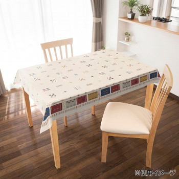 テーブルクロス 135cm幅×15m巻 レッド(Re) MGOX-110人気 お得な送料無料 おすすめ 流行 生活 雑貨