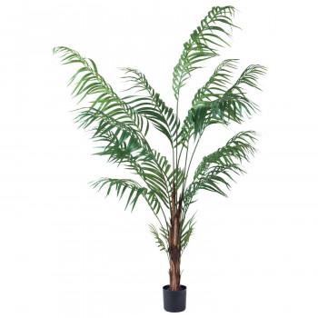 観葉物 アレカパームツリー グリーン 2本セット FD3353 アレンジメントお得 な 送料無料 人気 トレンド 雑貨 おしゃれ