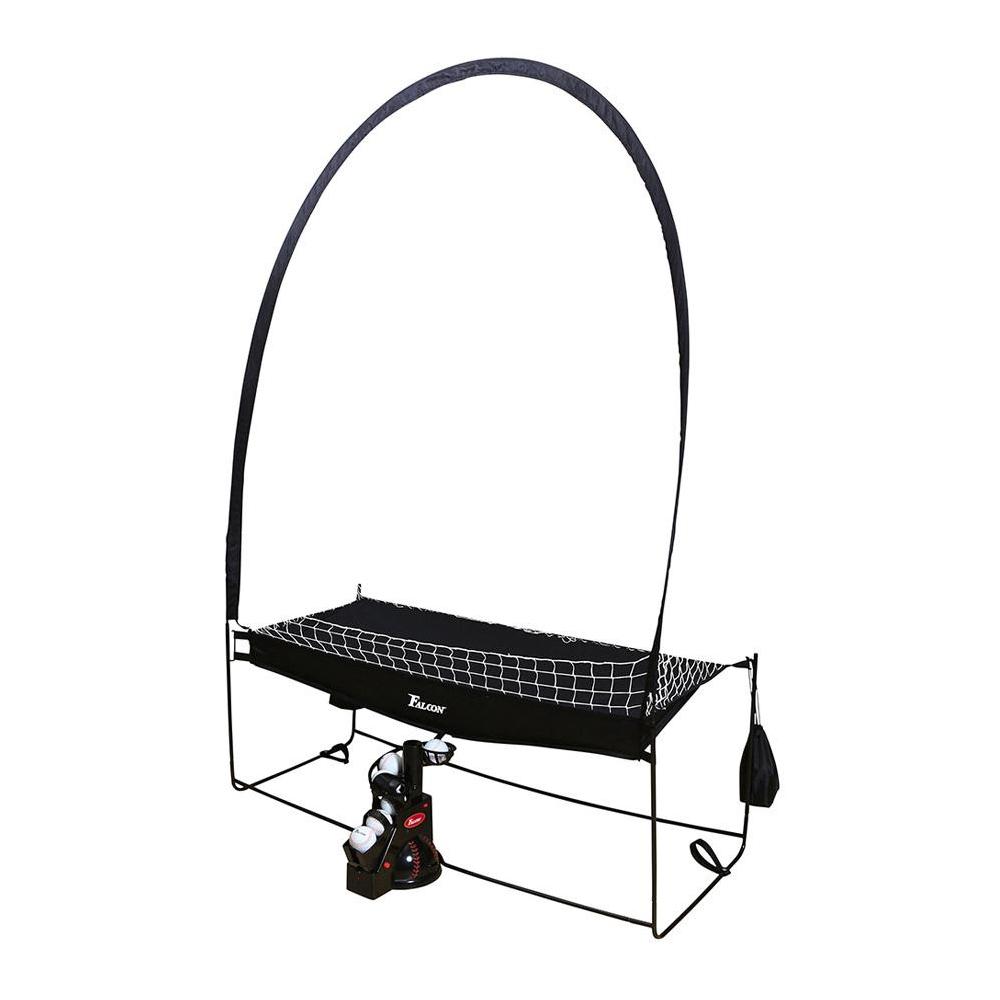 トスマシン 打撃練習用品 野球・ソフトボール 関連 1人でも繰り返しバッティング練習が可能です  スポーツ 関連商品 前からトスマシン専用ネット連続II FTN-800 人気 商品 送料無料