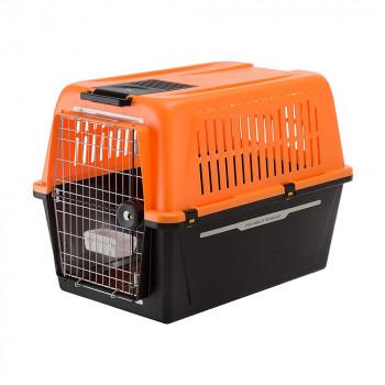 単四電池 2本 付きお手入れ簡単で 衛生的なハードキャリー アトラス 60 リフレックス 犬 猫用キャリー オレンジ な 雑貨 73060053お得 人気 おしゃれ 無料 送料無料 期間限定特価品 トレンド
