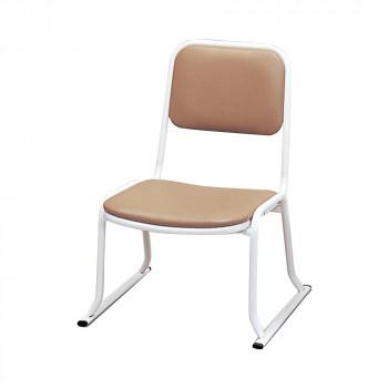 【単三電池 6本】おまけ付き整理整頓が簡単で場所を取らないスチールパイプ椅子 日本製 仏具 本堂用お詣り椅子(スチールパイプ) SH-3000600-3000