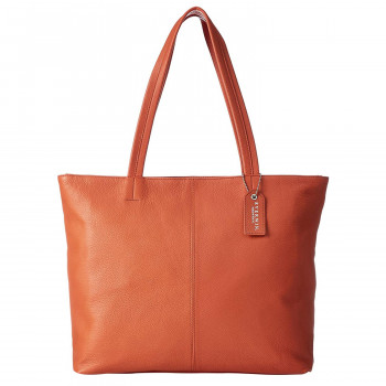 日本製 牛革トートバッグ A4サイズ対応 オレンジ 22109(247826) 人気 商品 送料無料