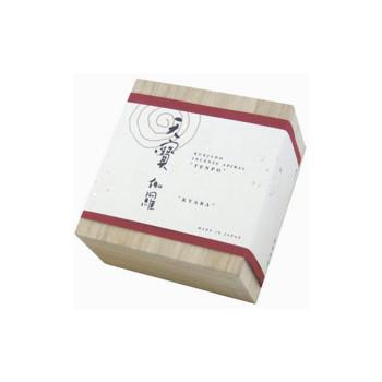 【単三電池 1本】おまけ付き薫寿堂 天寳 伽羅(うずまき) 1114 丁寧に熟成された大変貴重な伽羅の幽玄な香り