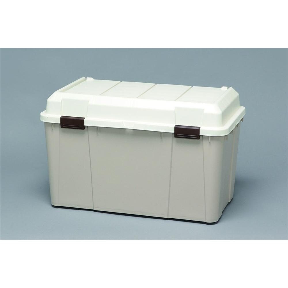 灯油 stocker 収納用品 ワイドストッカー カラー:ベージュ