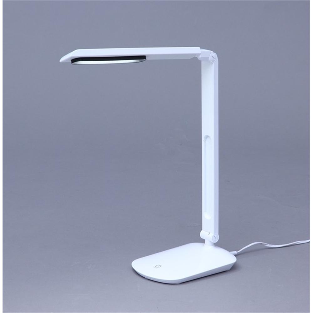卓上ライト 卓上 折りたためるスマートデザイン LEDデスクライト A形