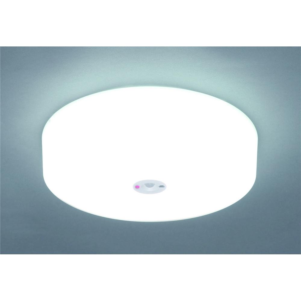 シーリングライト LED 天井スッキリ LED小型シーリング センサー付 18NMS/昼白色