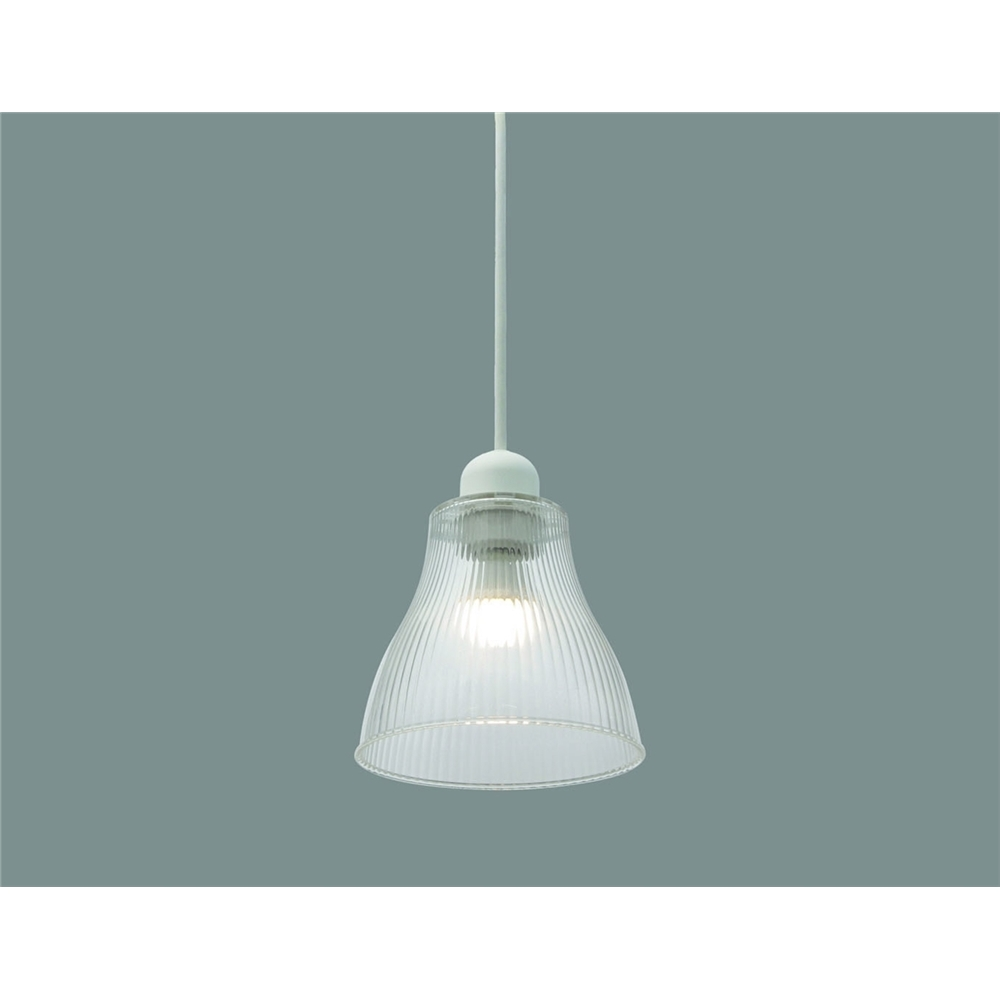 ペンダント 照明 インテリア 照明 シンプル ガラス調 LEDペンダントライト Sサイズ クリア