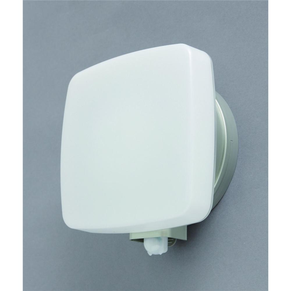 センサーライト 屋外 人感 壁掛けライト 屋外センサーライト ウォールタイプ 角型 白色