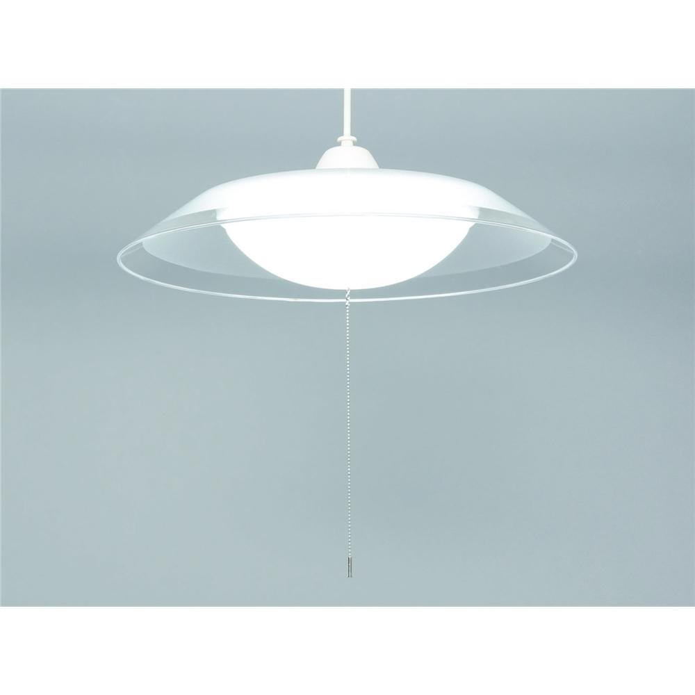 照明 ライト 吊り下げ照明 虫の侵入をガード 洋風ペンダントライト8畳用 昼光色