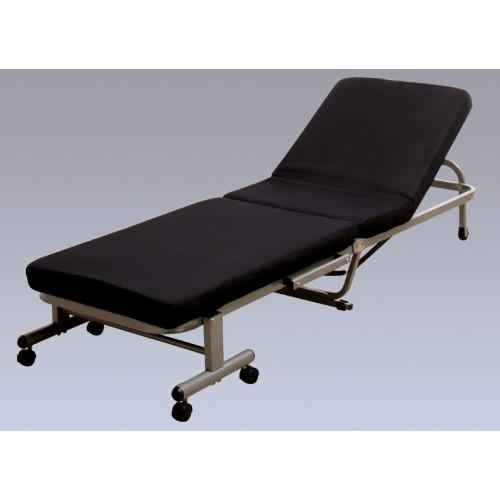 折りたたみ式ベッド 持運びに便利な,コンパクト タイプ 新生活 ミニ折りたたみベッド ネイビー