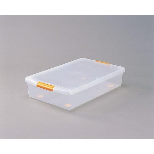 ベッド下収納 ソファー下、や押入れ 使いやすい 薄型ボックス 6点セット