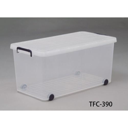 キャリーボックス 押入れに入るサイズ 片付く タフキャリー 6点セット
