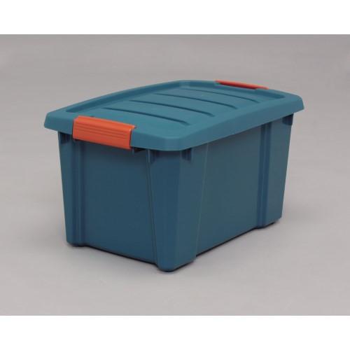 バックルBOX  グリーン/オレンジ 10点セット