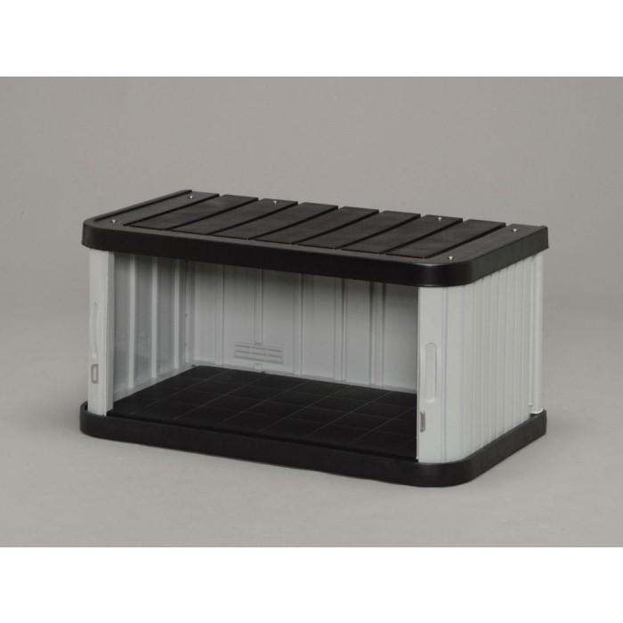 収納庫 屋外 ベランダ 等の狭いスペースでの使用に最適な ミニロッカー おすすめ ミニロッカー