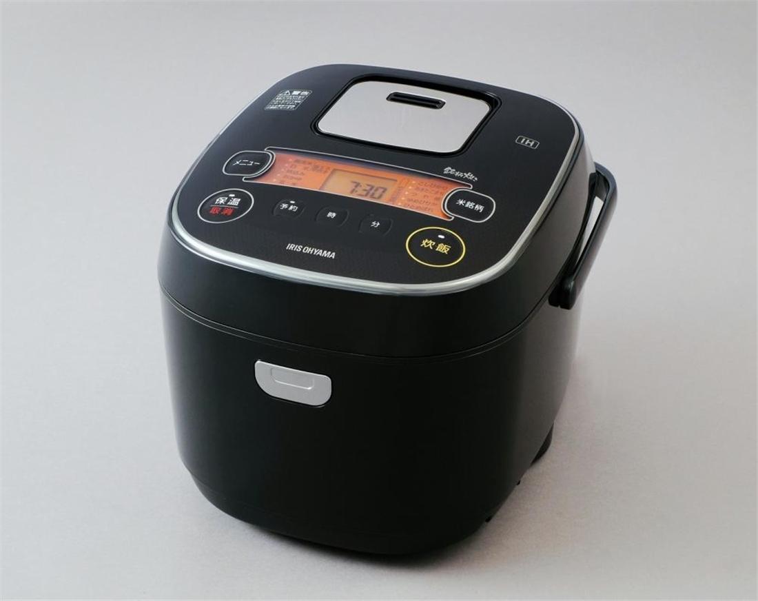 便利 キッチン 家電 台所 調理 銘柄炊き IHジャー炊飯器 10合