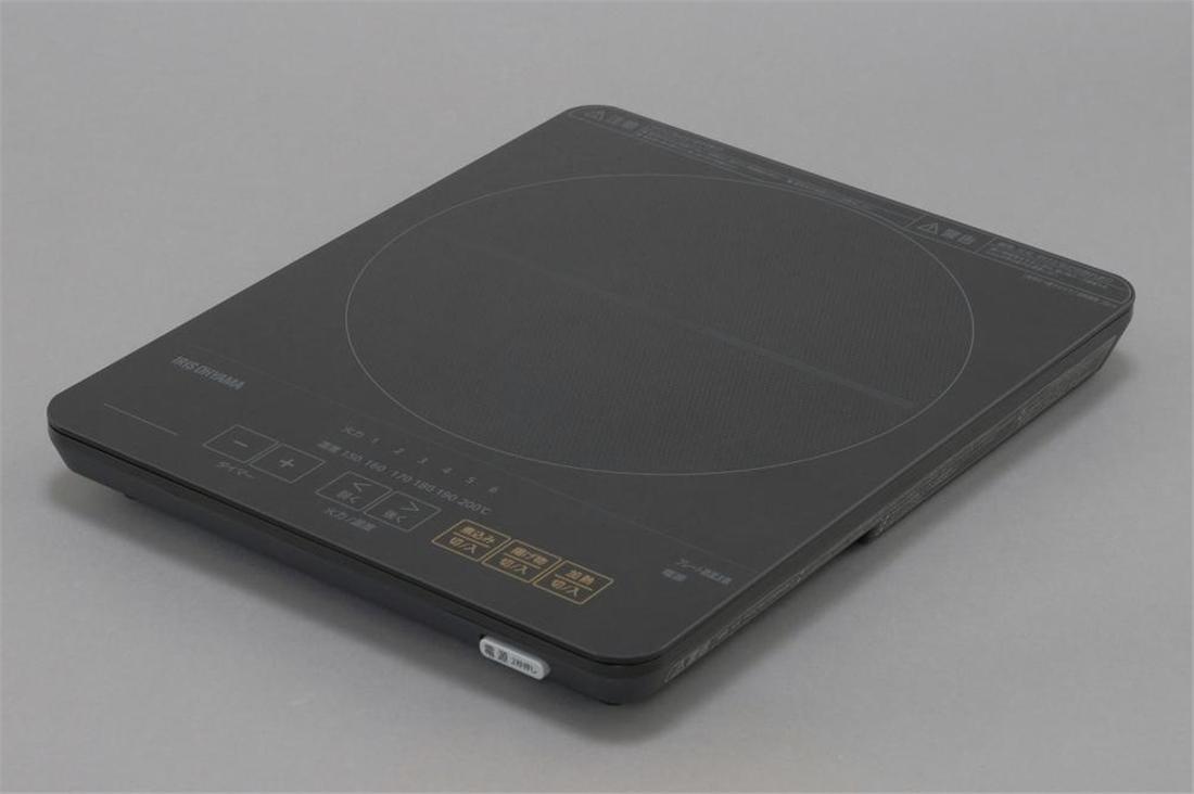 雑貨 便利 調理器具 キッチン 台所 薄型IHクッキングヒーター 1400W