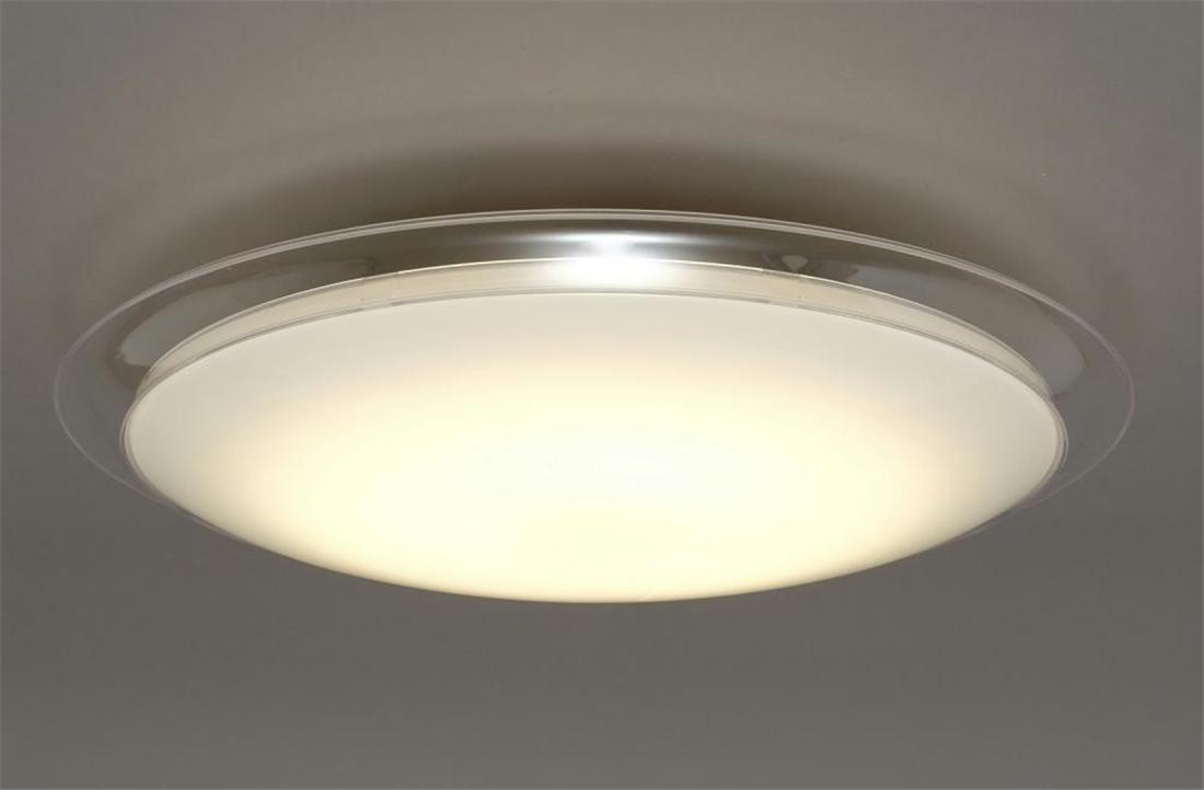 生活 雑貨 便利 LED ライト 照明 灯り 明かり LEDシーリングライト スマートスピーカー対応 12畳調色