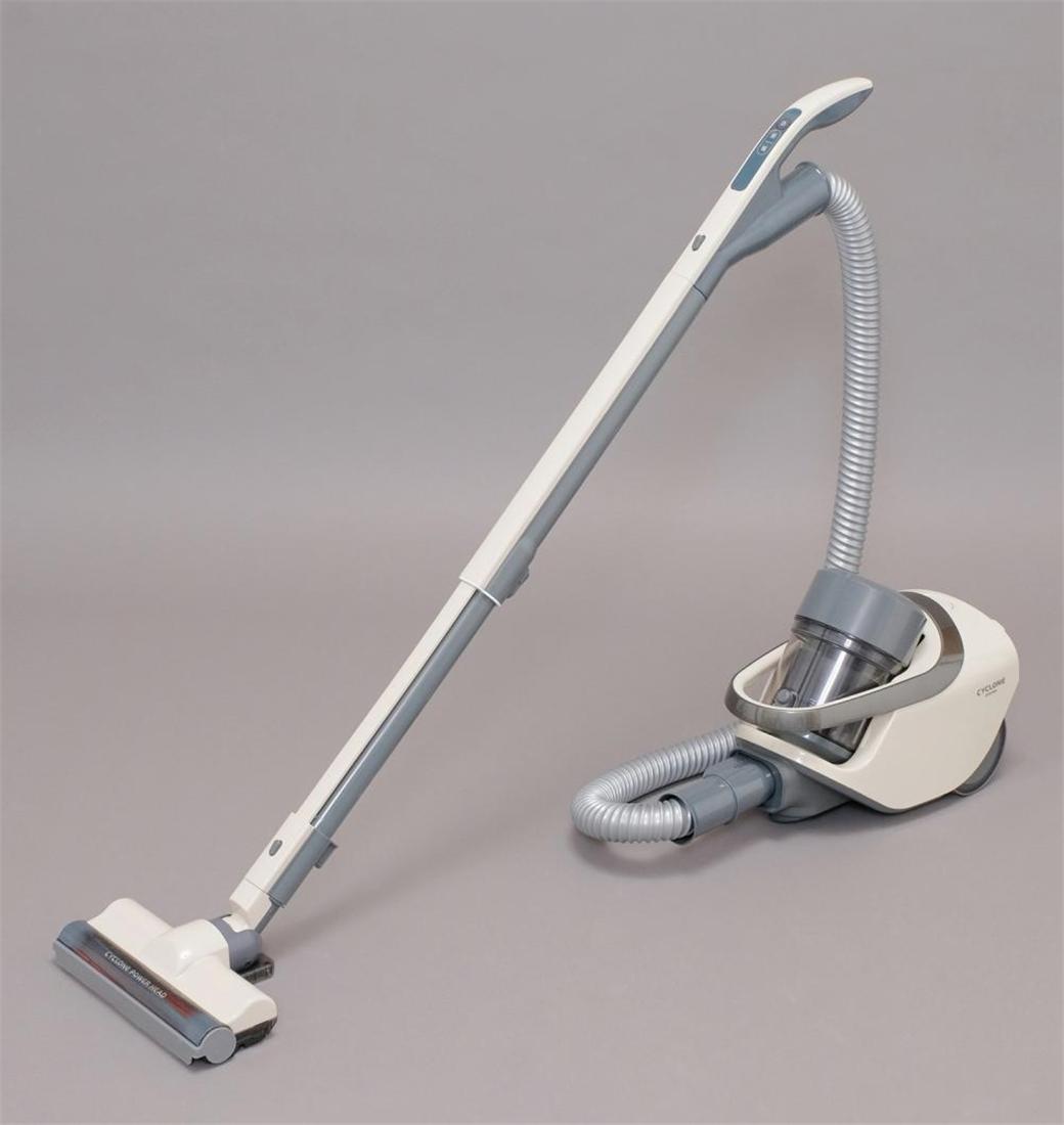 便利 掃除機 クリーナー 清掃 軽量サイクロンクリーナー パワーヘッド