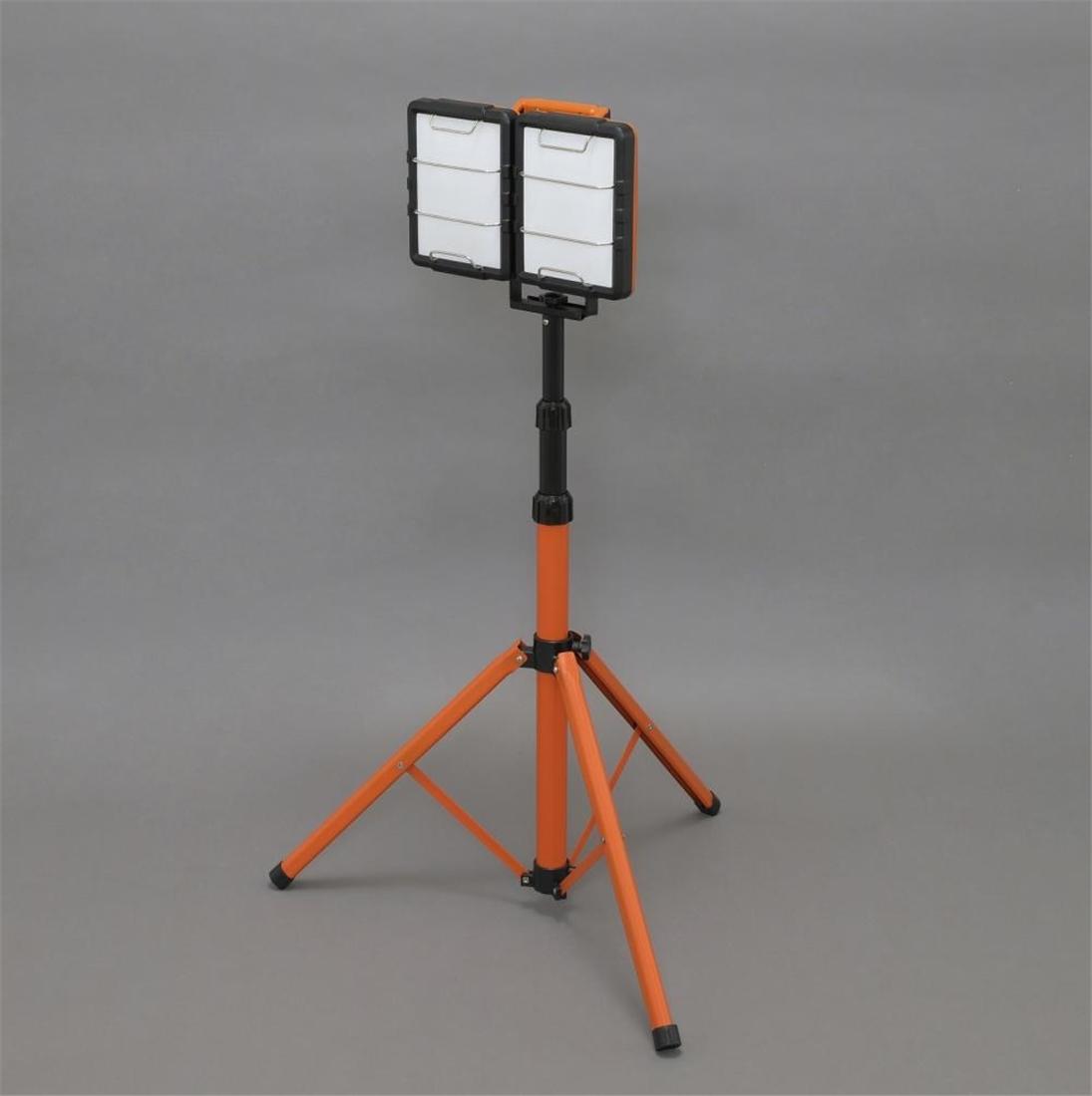 便利 LED 照明 灯り 明かり ライト ワークライト LEDスタンドライト10000lm