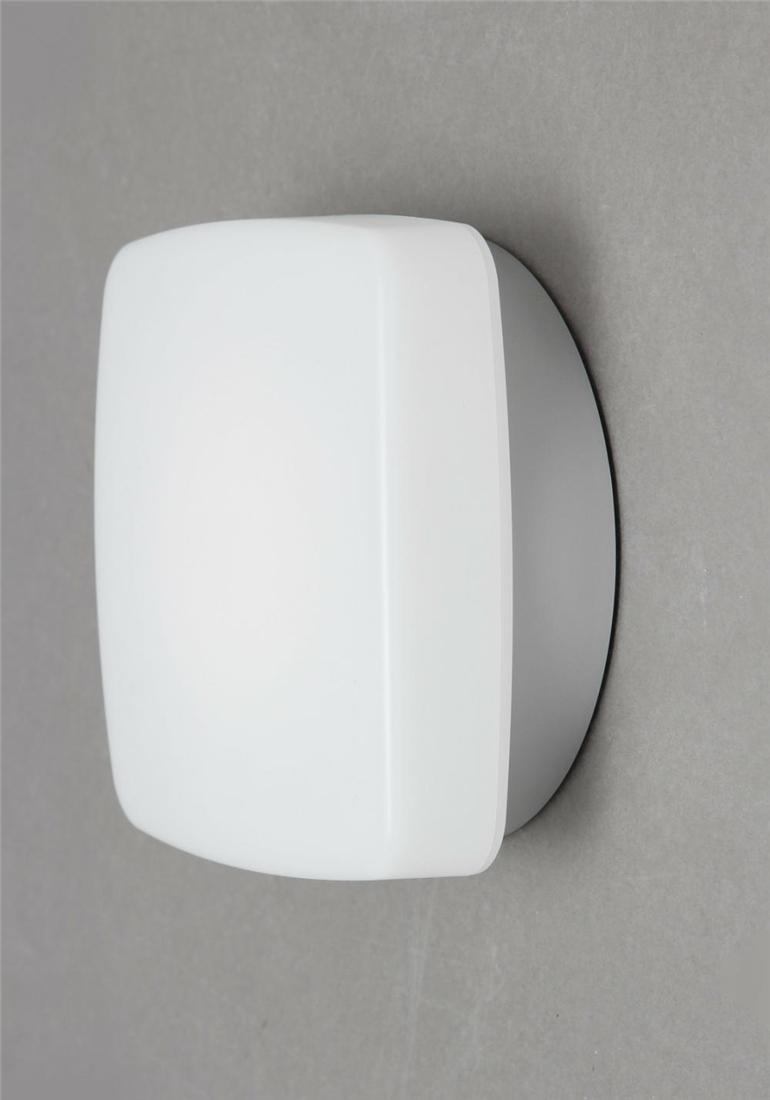 便利 LED 照明 灯り 明かり ライト ワークライト LEDポーチ・浴室灯 角型 電球色相当 500lm