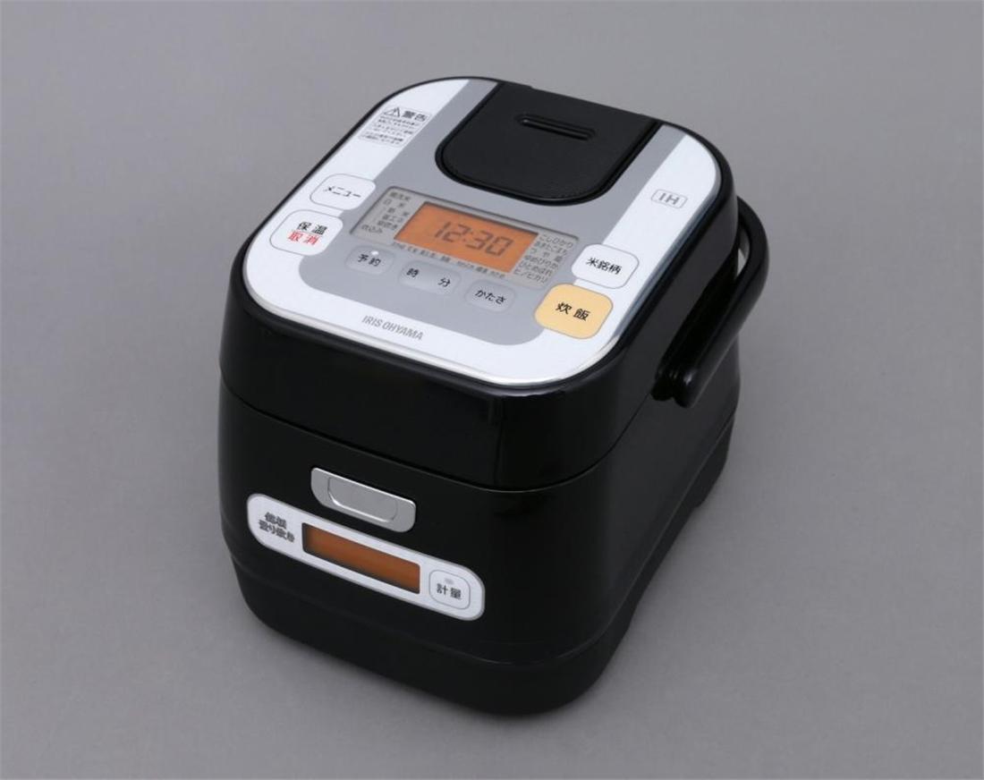 便利 キッチン 家電 台所 調理 銘柄量り炊き IHジャー炊飯器 3合