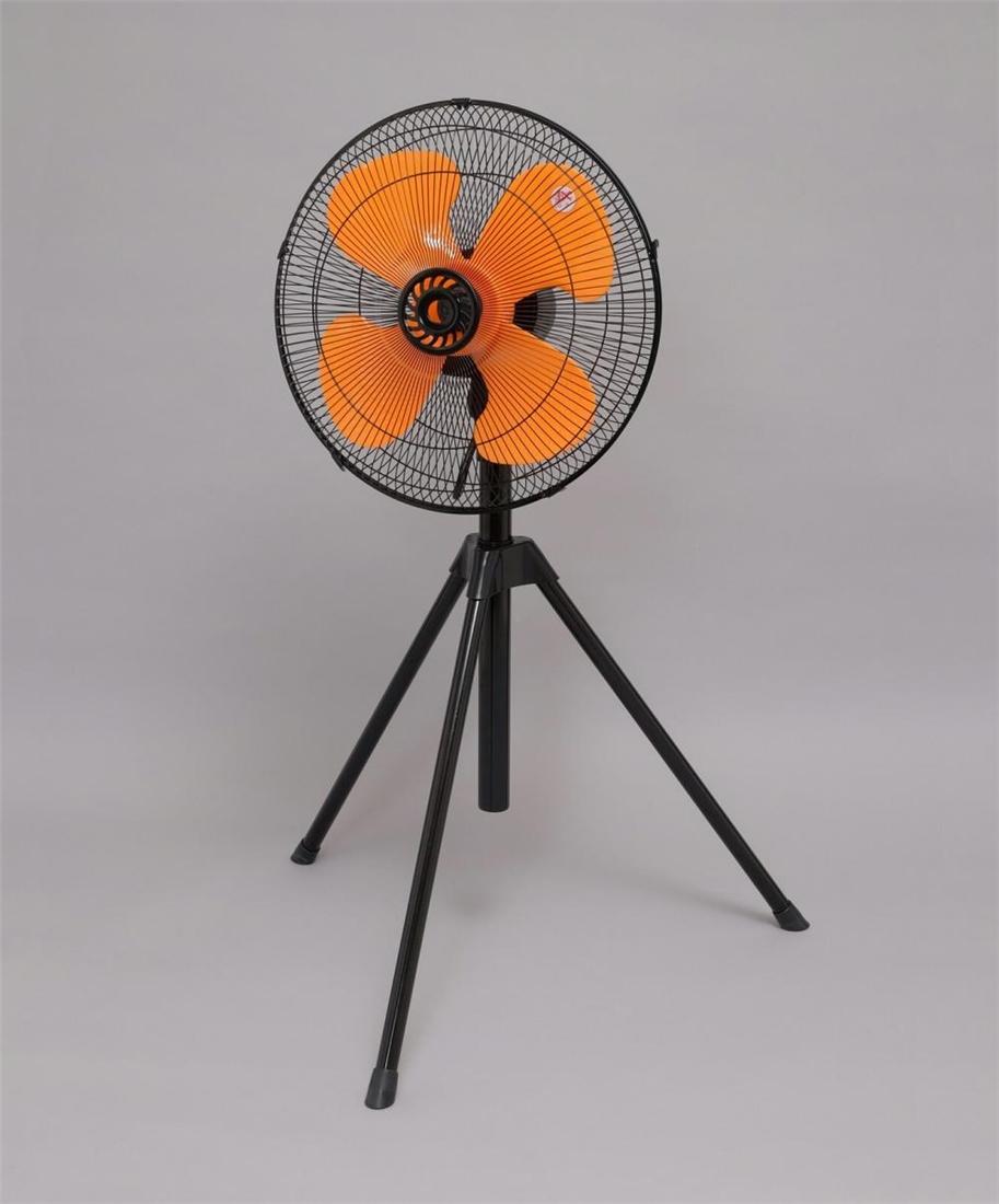 雑貨 便利 業務用 強力 スポット送風 工業扇風機 三脚型
