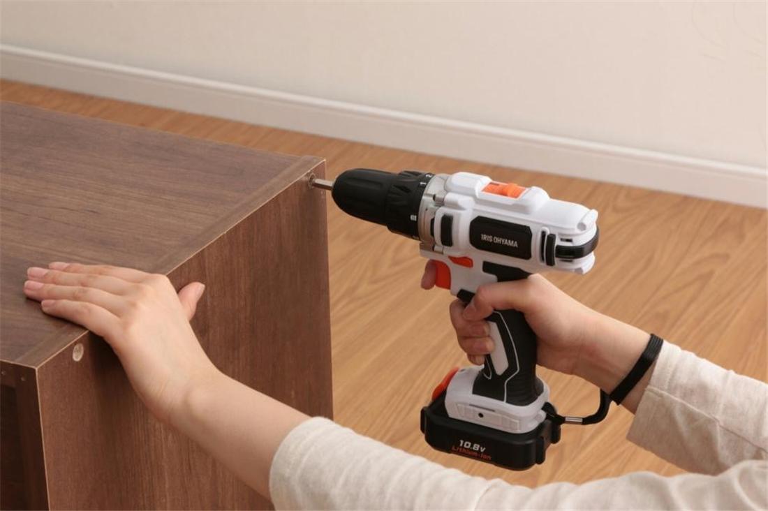 便利 工具 軽量 家電 充電式ドライバドリル