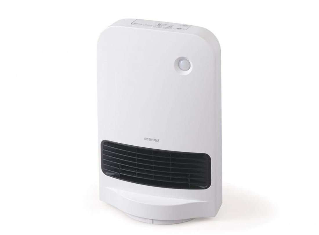 便利 キッチン 浴室 リビング スポット暖房 大風量セラミックファンヒーター