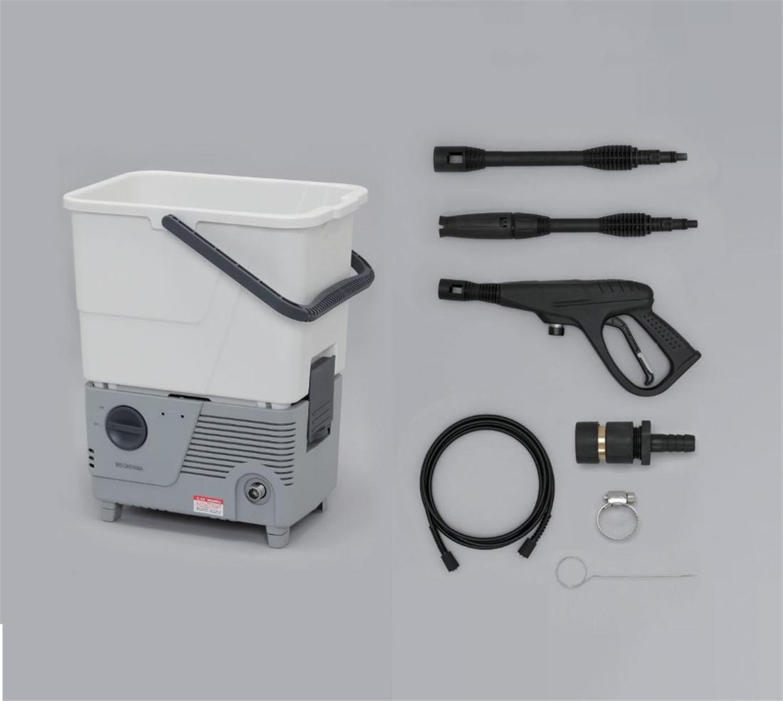 便利 清掃 掃除 家電 高圧洗浄機 タンク式高圧洗浄機 SBT-412