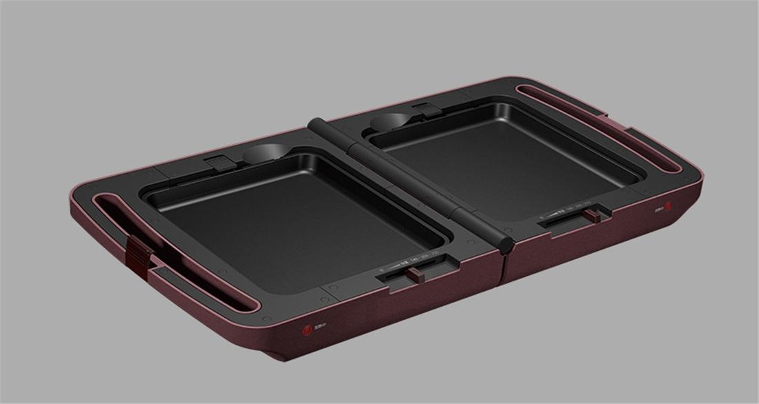 便利 家電 調理器具 キッチン 台所 両面ホットプレート