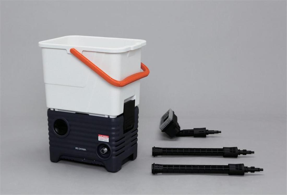 便利 清掃 掃除 家電 高圧洗浄機 タンク式高圧洗浄機ベランダセット SBT-512V