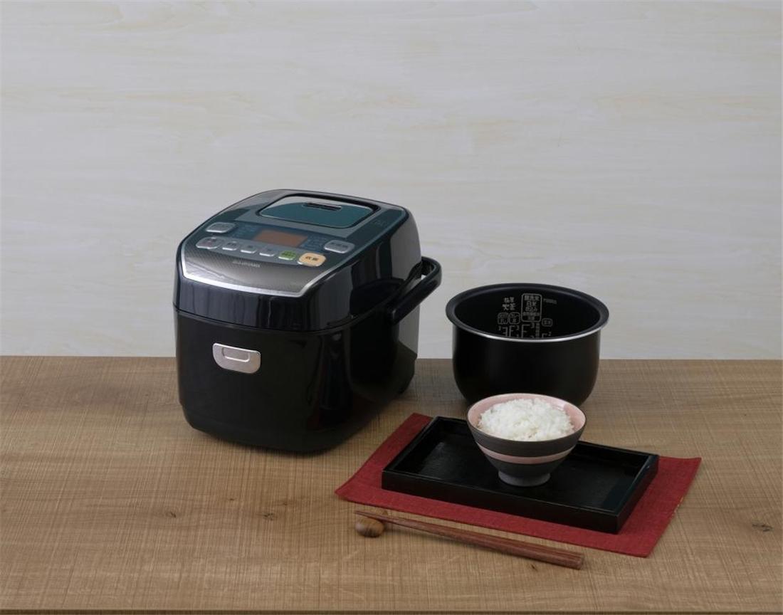 便利 炊飯器 家電 調理器具 キッチン 台所 銘柄炊き 圧力IHジャー炊飯器 5.5合 RC-PA50-B