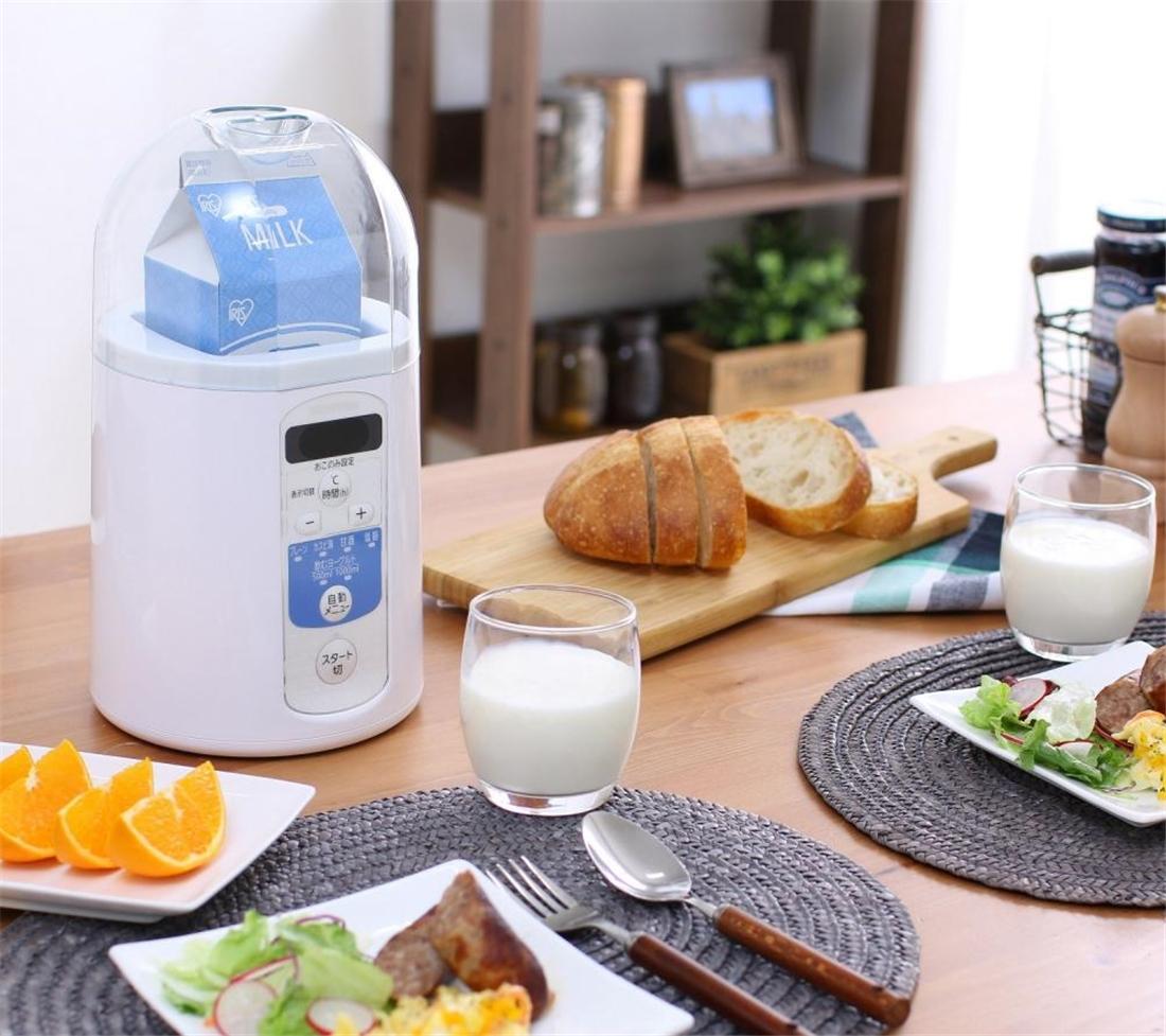 便利 家電 調理器具 キッチン 台所 ヨーグルトメーカー IYM-013
