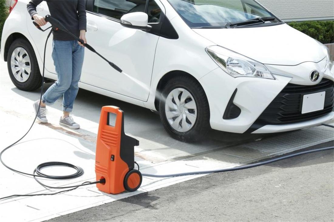 便利 清掃 掃除 家電 高圧 洗浄 高圧洗浄機 FBN-601HG-D