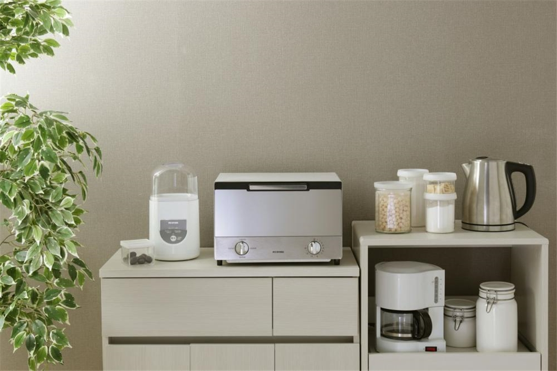 便利 キッチン 台所 調理器具 家電 トースター ミラーオーブントースター