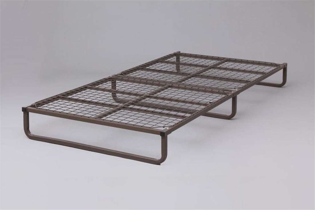 便利 寝具 ベッド 安眠 快眠 通気性がよいメッシュ素材 フレームベッド FMB-S