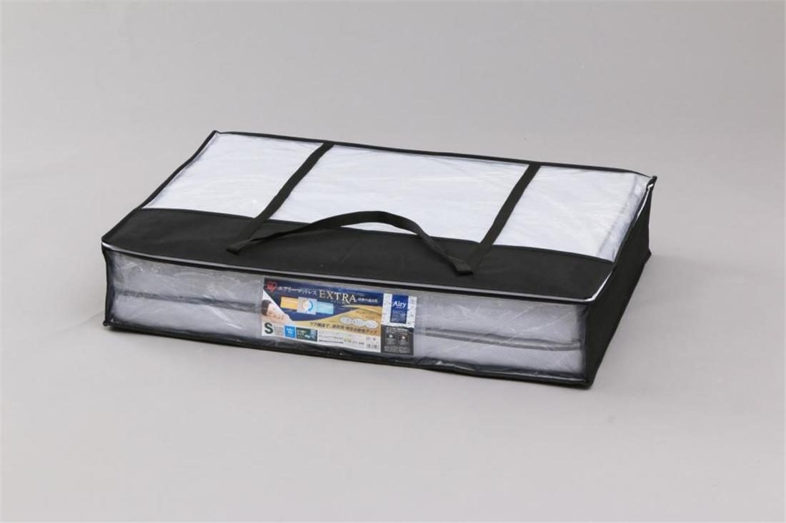 便利雑貨 日用品 エアリーマットレス エクストラ 3つ折りタイプAMEX-3S