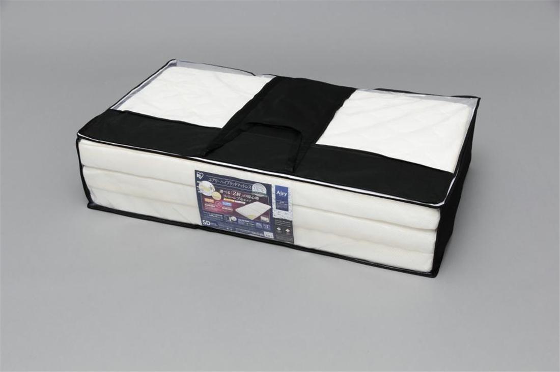 通気性 リラックス ハイブリッドマットレスHB90-SDおすすめ 送料無料 誕生日 便利雑貨 日用品