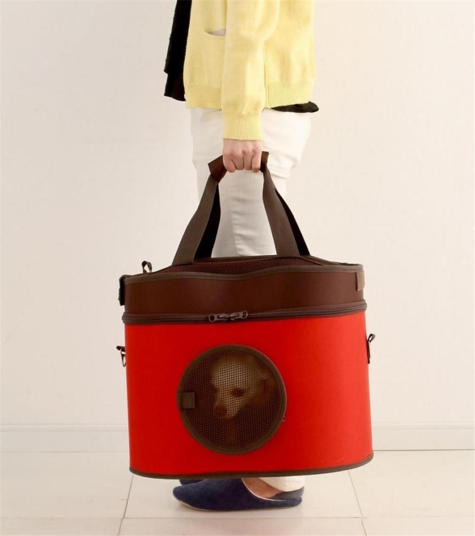 便利 おでかけに便利 ペット 犬用品 猫用品 キャリーバッグ 3WAYペットキャリー PTC-440BO
