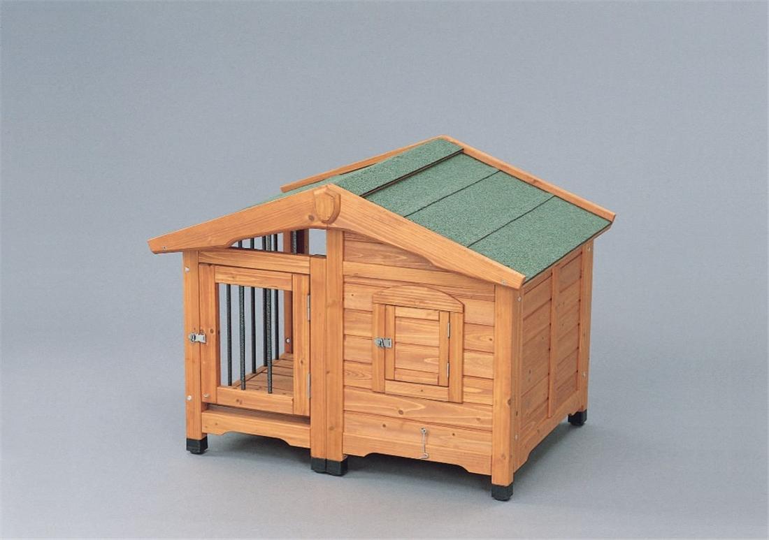 便利 中型犬 犬舎 ハウス 犬小屋 いぬ ワンちゃん ペット かわいい サークル犬舎 CL-990