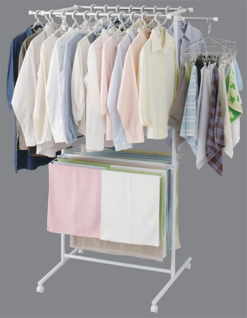 日用品 通販 生活 雑貨 便利 洗濯 ものほし 室内物干し SLM-820KR
