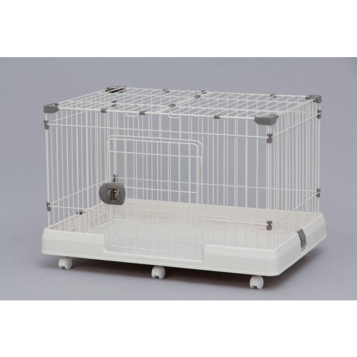 ペット ケージ 犬 猫 小型犬用 ドアロックは片手で簡単開閉!900L