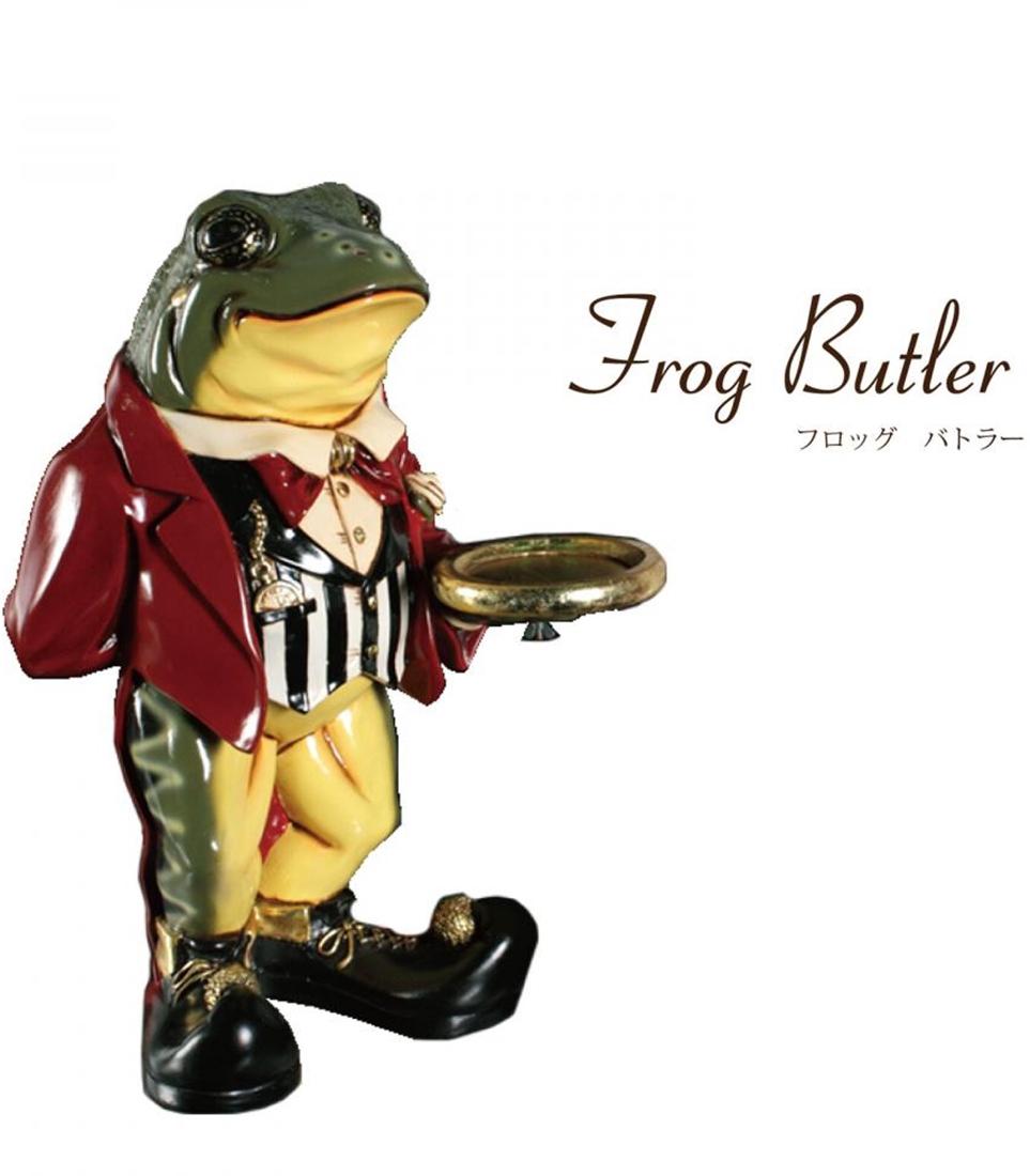 大型フィギュア[フロッグ バトラー]お得 な全国一律 送料無料 日用品 便利 ユニーク