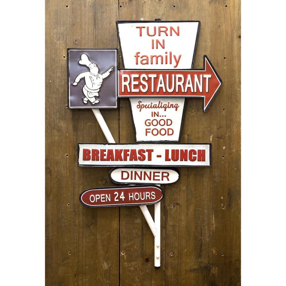plate デコレーション プレート アメリカンスタイルウォールデコ Restaurant