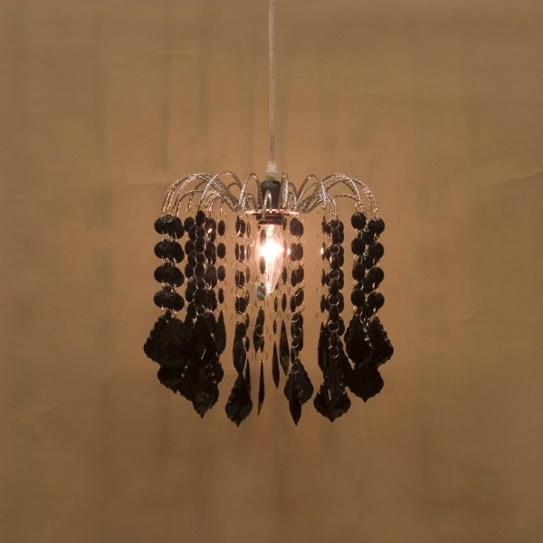 【3個セット】天井照明 いつもの部屋をオシャレに インテリア ペンダントランプ ブラック