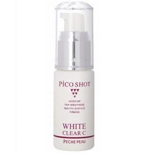 ピーチポウ ピコショット ホワイトクリアC 30mlピーチポウピコショット ホワイト クリア C 30 ml