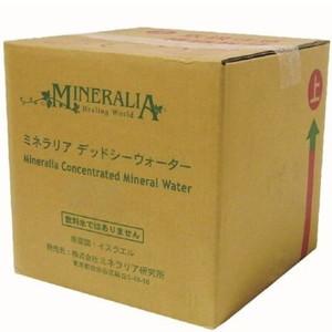 ミネラリア デッドシーウォーター 20L(コック付き)MINERALIA(ミネラリア)美容 コスメ 化粧品 コスメチック コスメティック