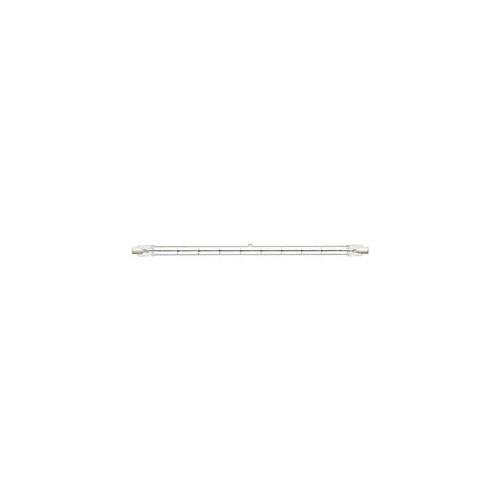 生活関連グッズ 両口金形ハロゲン電球 220V用1500形 クリア R7s口金 J220V1500W