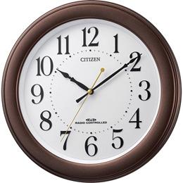 便利雑貨 電波掛時計 C8060025
