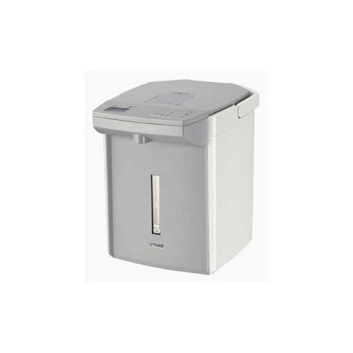 生活関連グッズ 電動給湯式電気ポット 「蒸気レスVE電気まほうびん 蒸気レスとく子さん」(2.2L) ホワイト PIJ-A220WW